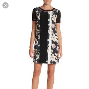 Elizabeth and James Montana Mesh Floral Size Small